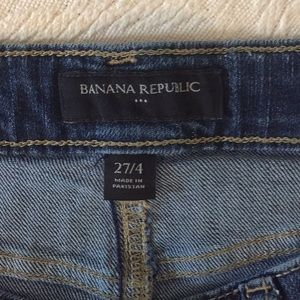 Banana Republic Skirts - Gap Pencil denim skirt